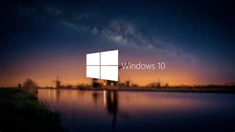 4k Windows 10 Wallpaper