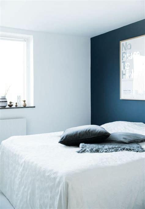 Weiße Wände Aufpeppen by Schlafzimmer Blau 50 Blaue Schlafbereiche Die Schlaf