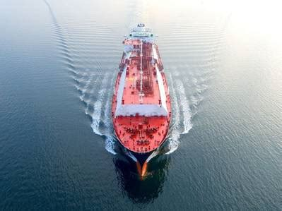 New LNG Carrier Delivered To FLEX LNG