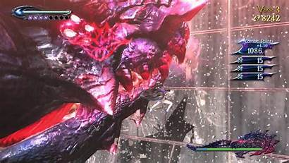 Bayonetta Gomorrah Bad Dragon Boss