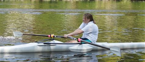 Ahoy Boats by Recreational Rowing Boats Sculling From Ahoy Boats
