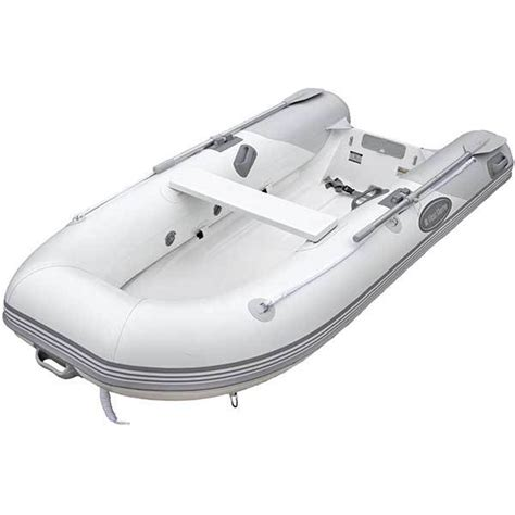 Titan Inflatable Boats by West Marine Rib 310 Single Floor Rigid Hypalon Inflatable