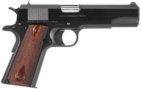 Colt Mfg O1991 1911 1991 Government 45 Acp 5 71 Blued