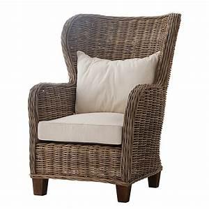 Fauteuil En Osier : fauteuil en osier wickerworks vi rotin kubu ~ Melissatoandfro.com Idées de Décoration