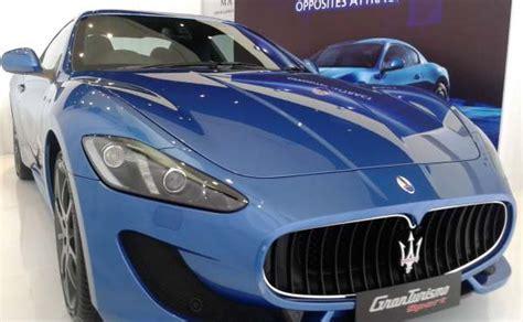 Modifikasi Maserati Granturismo by Maserati Granturismo Sport Dibanderol Rp3 4 M Okezone