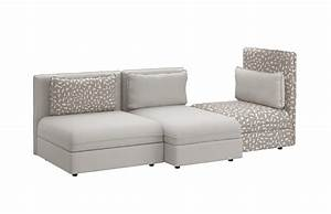 Canapé Modulable Ikea : test avis du canap modulable ikea vallentuna ~ Teatrodelosmanantiales.com Idées de Décoration