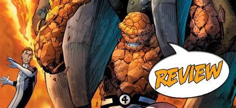 Review Fantastic Four #12  Major Spoilers
