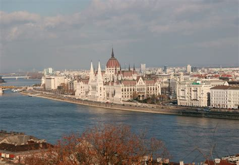Budapest Hungary Postcards And Patches