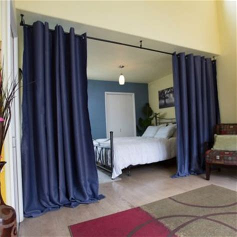 Hanging Curtain Room Divider Ideas by 25 Best Hanging Room Dividers Ideas On
