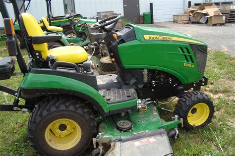 Deere 1025r Mower Deck Leveling by 2013 Deere 1025r Tractors Compact 1 40hp