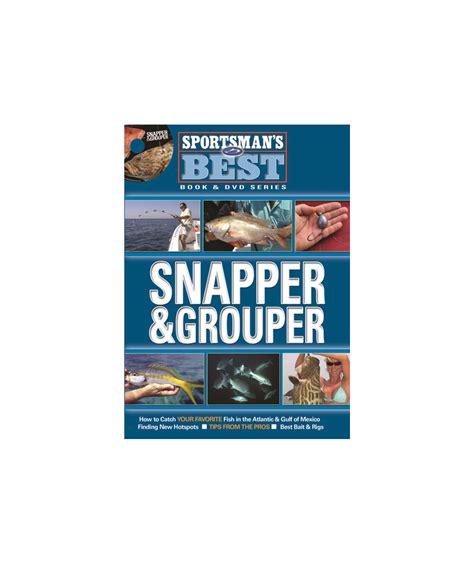 sportsman dvd grouper snapper combo florida