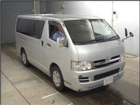toyota hiace van dx long    sale