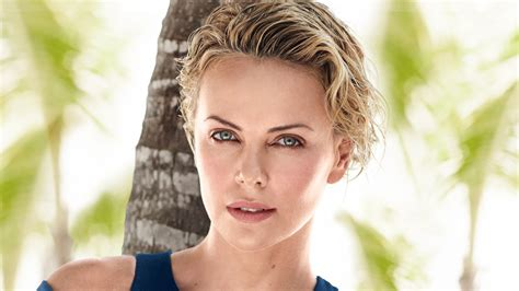 Charlize Theron Best Charlize Theron S 7 Best Quotes About Vogue