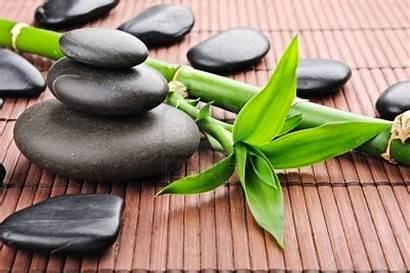 Zen Natural Nature Bamboo Relax Wallpapers Stones