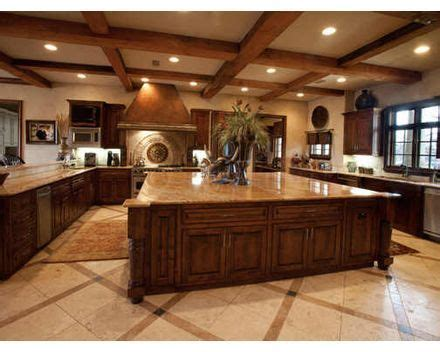 Extra Large Kitchen Island  House Ideas  Pinterest