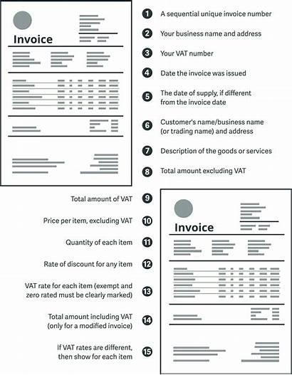 Invoice Template Sheet Cheat Sage Invoices Vat