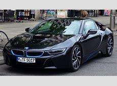 BMW i8 — Вікіпедія