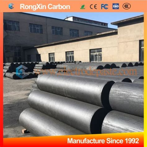 china graphite electrodes   mm uhp hp rp  steel smelting furnaces consums china