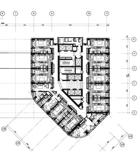 Best Floor Plans by Conrad Beijing Hotel Floor Plans Hotel Floor Plan