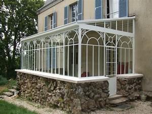 Veranda à L Ancienne : veranda ancienne ~ Premium-room.com Idées de Décoration