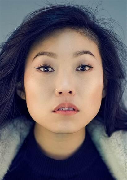 Awkwafina Korean American Famous Commons Wikimedia Angry