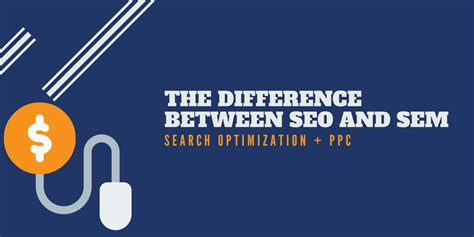 Seo And Sem Marketing by The Difference Between Seo And Sem Learn Now