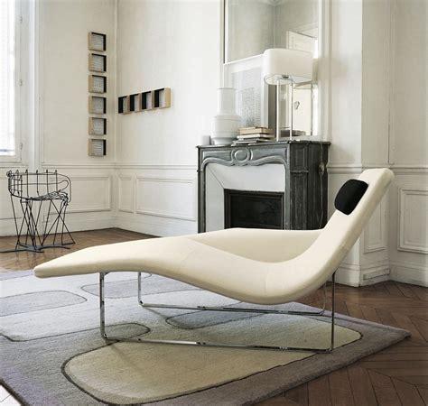 chaise longue interieur chaise longue contemporaine en acier en tissu d int 233 rieur landscape 05 by jeffrey bernett