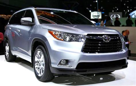 toyota highlander limited platinum review  release