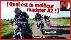 Moto Journal Youtube : quelle est la meilleure moto a2 pour d buter moto journal youtube ~ Medecine-chirurgie-esthetiques.com Avis de Voitures