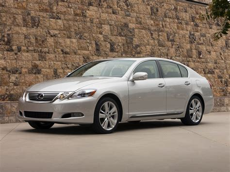 2010 lexus sedans 2010 lexus gs 450h price photos reviews features