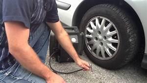 Pression Pneu Megane 2 : v rifier la pression des pneus sur une voiture youtube ~ Gottalentnigeria.com Avis de Voitures