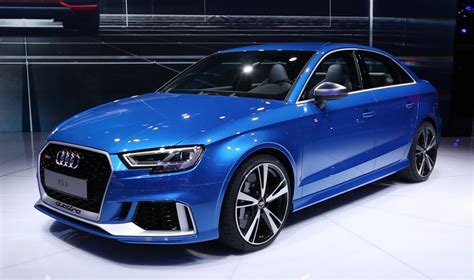 audi rs redesign  specs   cars coming
