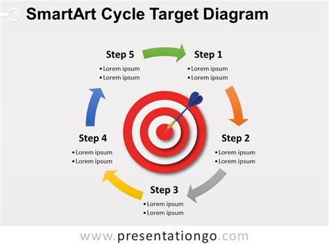smartart   powerpoint template library