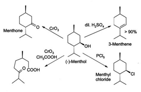 most stable chair conformation of menthol chem103csu methol