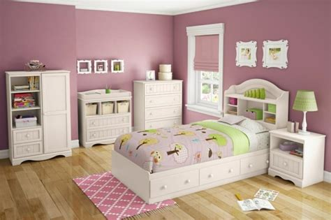 peinture de chambre fille peinture chambre enfant 70 idées fraîches