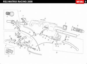 Parts And Spares For Rieju Rs2 50 Matrix Racing 2008