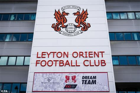 Leyton Orient are told Tottenham tie will be CALLED OFF ...