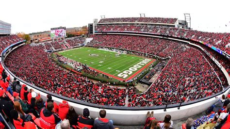 University Of Georgia will sell alcohol at football games ...