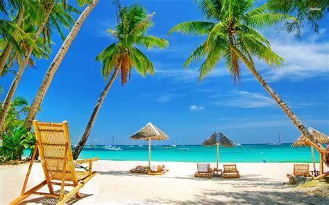 Exotic Beach Resorts Wallpaper Wallpapersafari