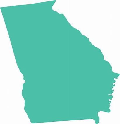 Georgia Bonds Bail State Map Addiction Meetings
