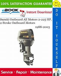 Suzuki Outboard All Motors 2