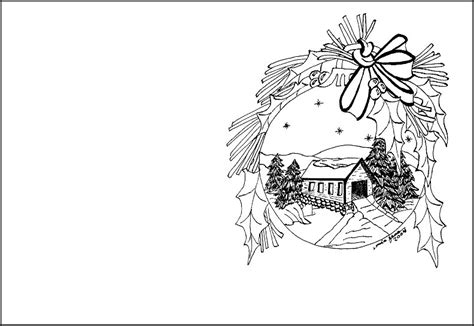Coloring Cards by Coloring Pages For Cards