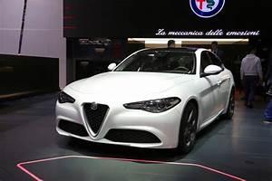 Alfa Giulia Prix : la gamme et les prix de l 39 alfa giulia actu automobile ~ Gottalentnigeria.com Avis de Voitures