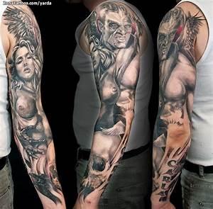 Top Demonio Tatuaje De Images for Pinterest Tattoos