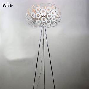 room essentials 5 head floor lamp white modern floor lamps With 5 head floor lamp white