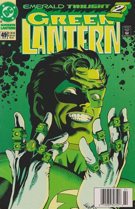 the story of green lantern green lantern spine chilling horror