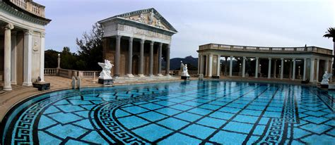 discover beautiful hearst castle san simeon california