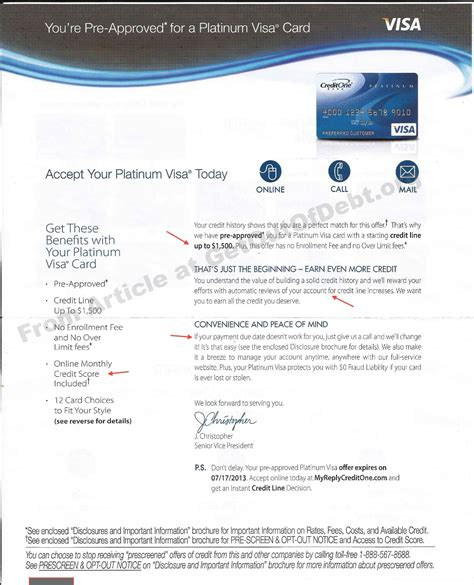 We did not find results for: Credit One Bank Platinum Visa Offer Review