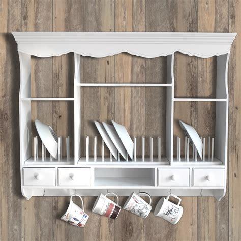 Mensole Cucina Country by Mensola Muro Poggia Piatti Casa Country Cucina Vintage