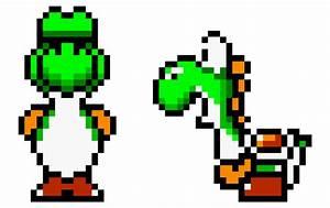 Supper Mario Broth - Unused Yoshi sprites from Super Mario ...